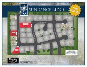 Sundance Plat Map