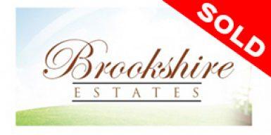 Brookshire Estates- SOLD OUT