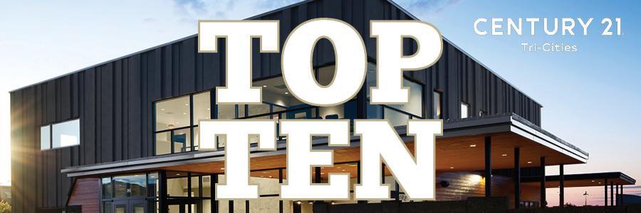 TOP TEN web