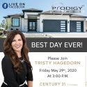 Prodigy Homes BEST DAY EVER!