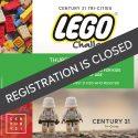 The C21 Lego Challenge!