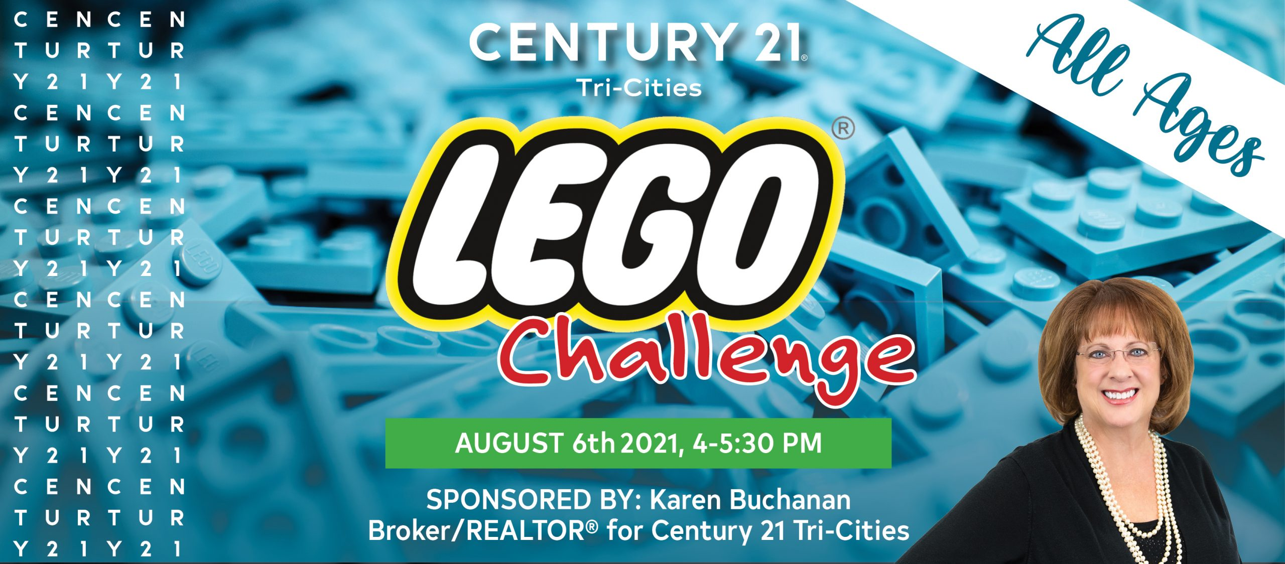 August 2021 Lego Challenge FB Cover